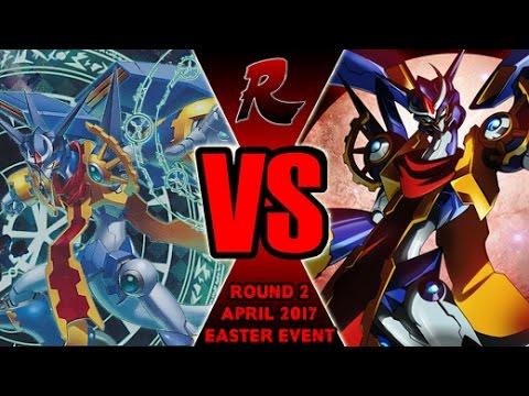 Gear Chronicle Vs Gear Chronicle - Cardfight Vanguard Indiana ARG Easter Event R2 April 2017