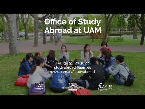 Office Study Abroad UAM