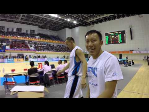 【Tibetan  sport】 Dunking For Success