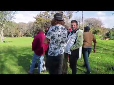 Diamond Platnumz-Mdogo Mdogo Behind The Scene