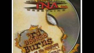 tna 3rd degree burns soundtrack i am (AJ Styles)