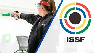10m Air Pistol Women Final - 2016 ISSF Rifle and Pistol World Cup Final in Bologna (ITA)