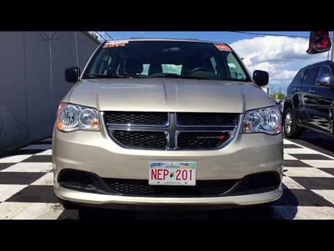 2014 Dodge Grand Caravan | 7 Seater | Media Ports | Power Locks | Van Passenger Van