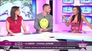 TATIANA LAURENS DEVOILE SA METHODE MINCEUR DANS LE #JTT