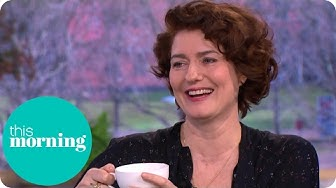 Anna Chancellor Had a Mini Four Weddings Reunion on Her Latest Film | This Morning