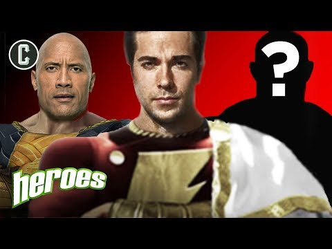 Shazam! What Can We Expect? - Heroes