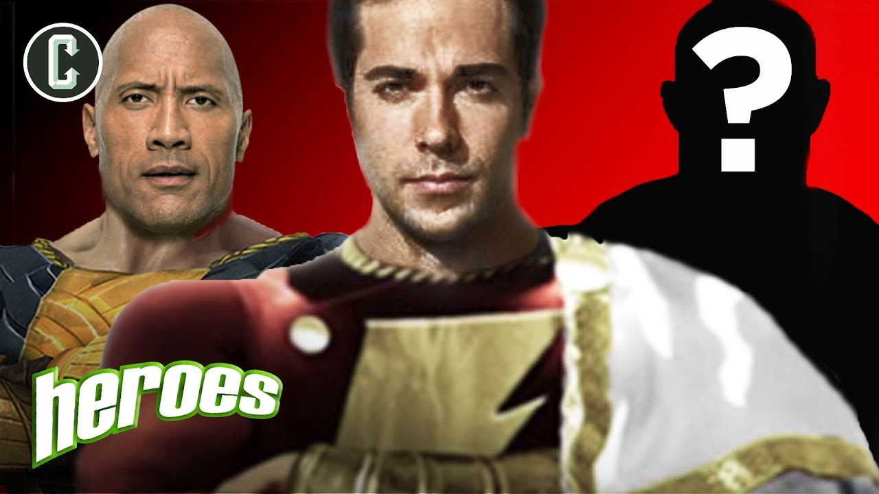 Shazam! What Can We Expect? – Heroes