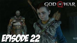 GOD OF WAR : Ça sent pas bon pour Atreus | Episode 22