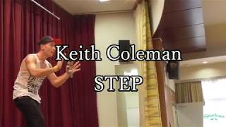 Keith Coleman step ~来日イベント~