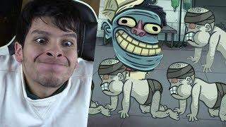 EL FINAL SECRETO Y NIVEL ESCONDIDO !! MÁS TROLL - Troll Face Quest Horror