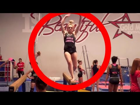 Workout Wednesday: Gold Medal Gymnastics