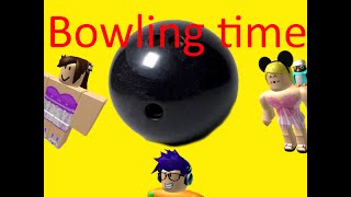 The Giant Roblox Bowling Ball