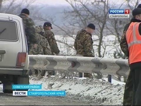Убийц двух полицейских разыскивают на Ставрополье