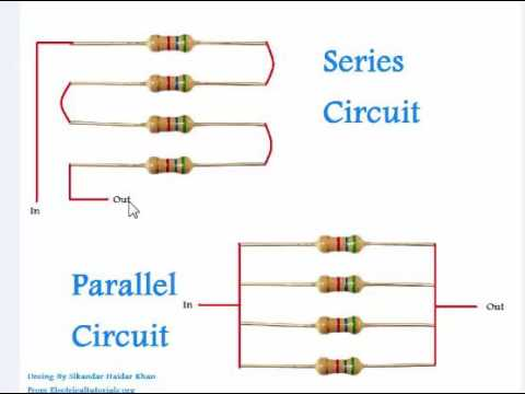 Series and parallel circuits explanation urdu hindi video tutorial series and parallel circuits explanation urdu hindi video tutorial electrical urdu tutorials ccuart