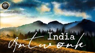 INDIA | Himachal Pardesh | Manali | Kasol | Digital Painting 2019