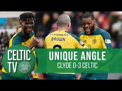 Clyde Celtic Goals And Highlights