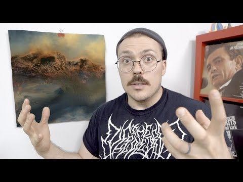 Sunn O))) - Pyroclasts ALBUM REVIEW