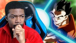IT'S ALL UP TO ULTIMATE GOHAN!!! Dragon Ball Super Episode 120 Live Reaction!