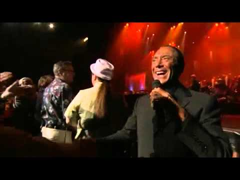 Paul Anka Diana live version