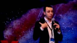First 4 Steps to Learning a Language - أول اربع خطوات لتعلم لغة | Mohamed Selim | TEDxWadiElrayan