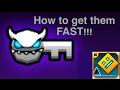 How to earn demon keys!!   Geometry Dash