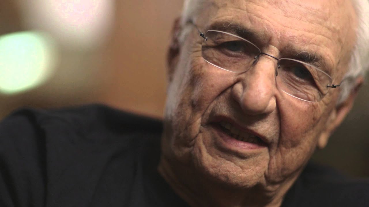 Frank Gehry Gets Youtube