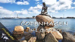 1 Day in Copenhagen: Itinerary ! Christmas in Copenhagen, Nihavn, Stroget, Tivoli, Den Lille Havfrue