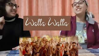 My Twin & me Cover Walla walla | Pagalpanti | Hana & Sana