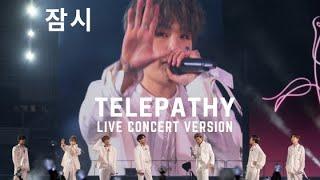 BTS 'Telepathy'  잠시 - Live Concert FMV
