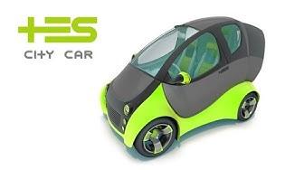 TES - city car concept