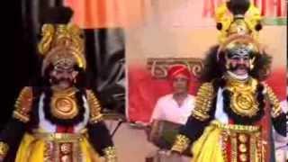 Yakshagana @ Abudhabi - Kartaveeryarjuna Part1 of 4