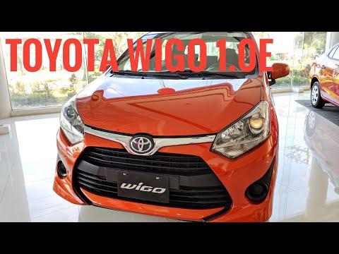 Toyota WIGO 1.0E MT | Features & Specs (Philippines)