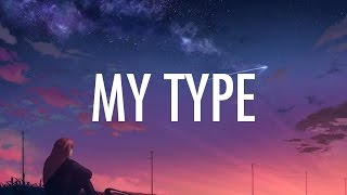 Gambar cover The Chainsmokers – My Type (Lyrics / Lyric Video) ft. Emily Warren [Future Bass]