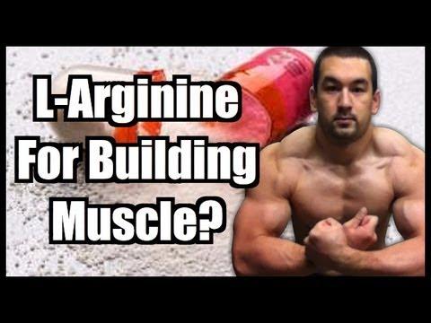 L-Arginine Benefits For Bodybuilding?