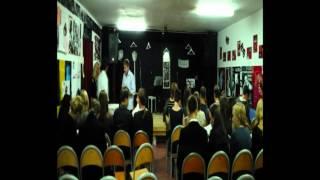 Tylko próba (zwiastun) - NARA 2012