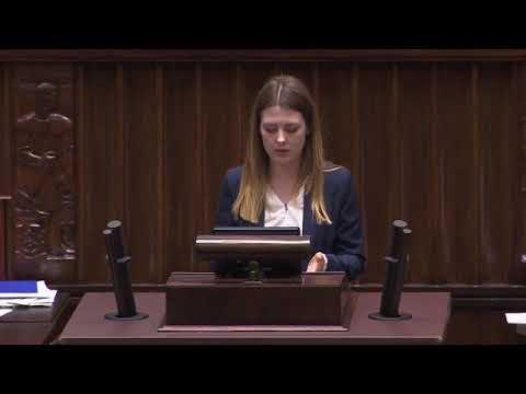 Elżbieta Zielińska – wystąpienie z 6 lutego 2018 r.