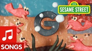 Sesame Street: G is for Games