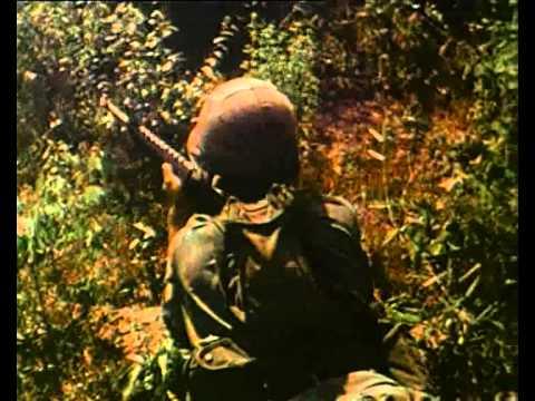 FIVE O CLOCK WORLD vietnam war music video