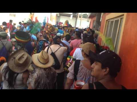 Chinelos Tetelcingo Morelos 2016