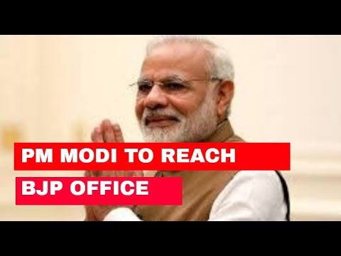 Lok Sabha Elections Result 2019: PM Modi to reach BJP office