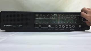 วิทยุโบราณ; Telefunken Gavotte 600