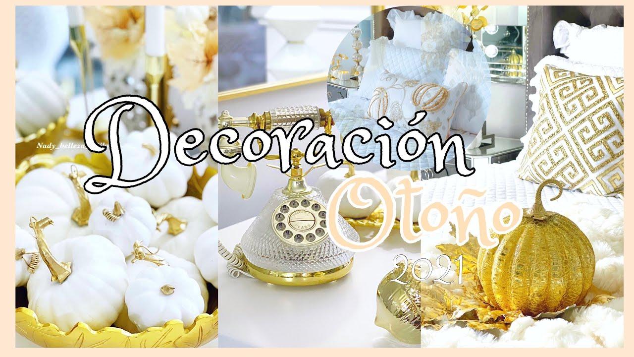 Decoración Otoño 2021 |Decoración De Mi Habitacion y mas Otoño 2021| Fall Home Decor | Nady
