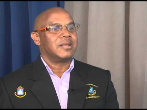 INSIDE GOVERNMENT -  JOSEPH ISAAC, HEAD OF METEOROLOGICAL DEPARTMENT