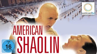 American Shaolin (Martial-Arts ganzer Film in voller länge Deutsch)