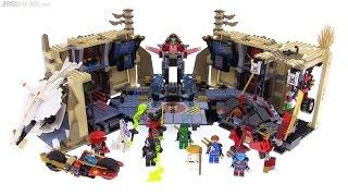 Top reviews: LEGO Ninjago Samurai X Cave Chaos! 70596