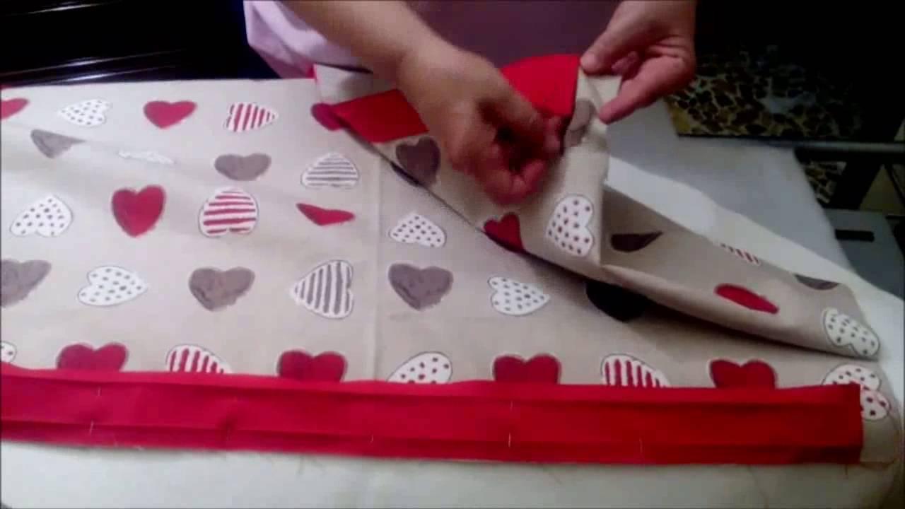 Funda para mesa de plancha youtube - Fundas termicas para planchas de pelo ...