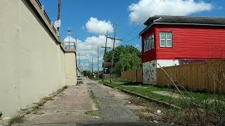 NEW ORLEANS LOWER 9TH WARD HOOD TODAY