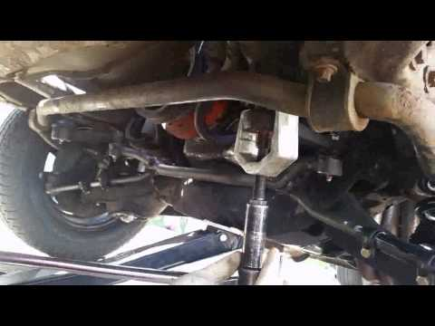 How To Remove & Install A Pitman Arm - DIY