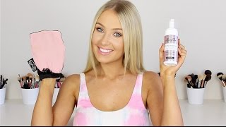 My Updated FAKE TANNING Routine! Thumbnail