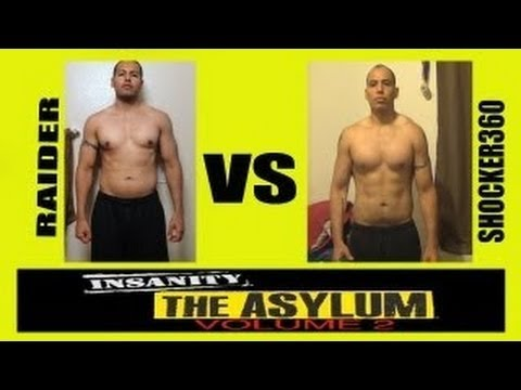 Insanity Asylum 30 DAY RESULTS| BROTHER VS BROTHER WHO ...